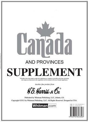 2017 Canada and provinces Supplement H.E. Harris