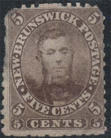 Charles Connell 1860 - Canadian stamp