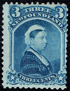 1873 - Queen Victoria - Canadian stamp - Stamps of Canada