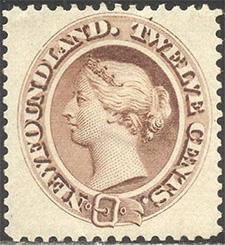 Queen Victoria 1894 - Canadian stamp
