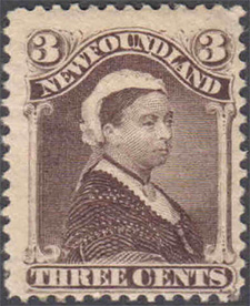 1896 - Queen Victoria - Canadian stamp - Stamps of Canada