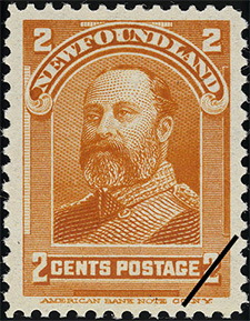 1897 - Prince of Wales - Canadian stamp - Stamps of Canada