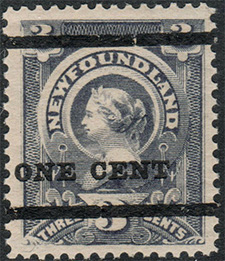 1897 - Queen Victoria - Canadian stamp - Stamps of Canada