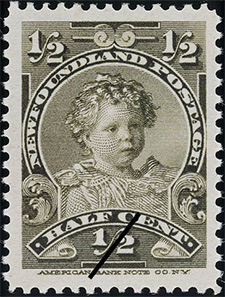 1898 - Prince Edward - Canadian stamp - Stamps of Canada