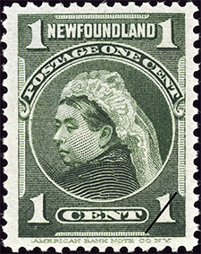 1898 - Queen Victoria - Canadian stamp - Stamps of Canada