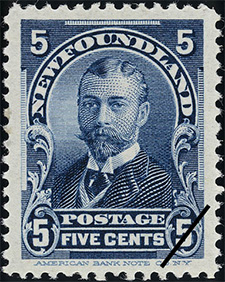 1899 - Duke of York - Canadian stamp - Stamps of Canada