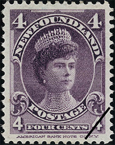 1901 - Duchess of York - Canadian stamp - Stamps of Canada