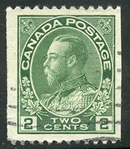 1924 - King Georges V - Canadian stamp - Stamps of Canada