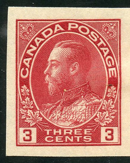 Stampsandcanada King Georges V 3 Cents 1924 Stamps Of Canada