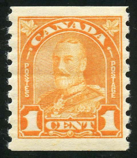 Stampsandcanada King Georges V 1 Cent 1930 Stamps Of Canada
