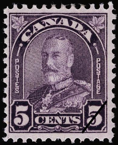 King George V 1930