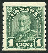 1931 - Roi Georges V - Canadian stamp - Stamps of Canada