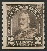 King Georges V 1931 - Canadian stamp