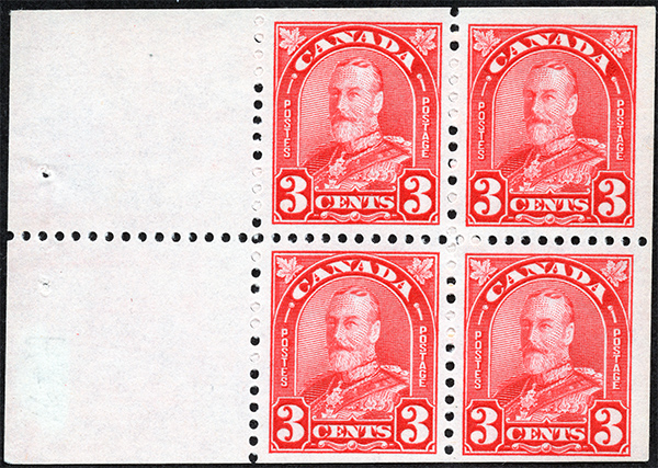Stampsandcanada King George V 3 Cents 1931 Stamps Of Canada
