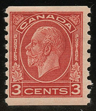 1933 - King Georges V - Canadian stamp - Stamps of Canada