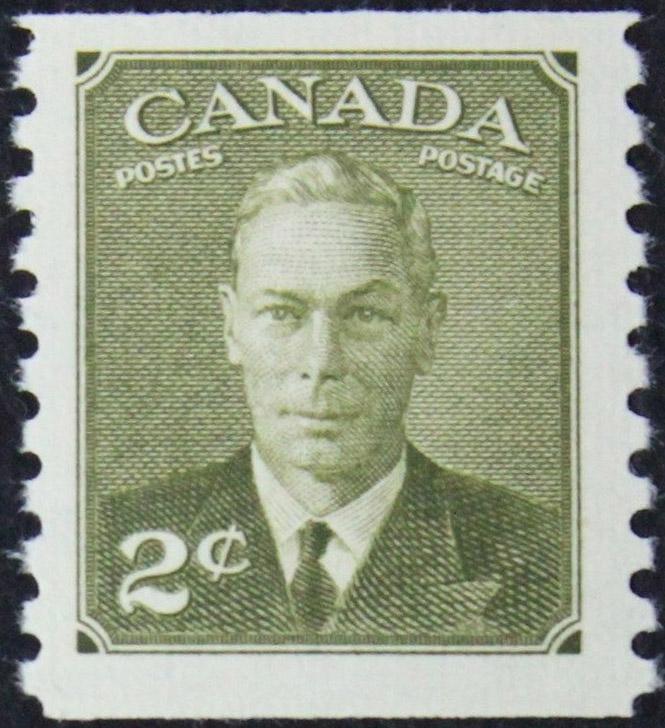 King Georges VI 1950